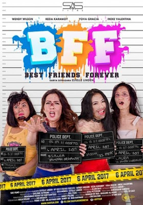 Best Friend Forever Poster
