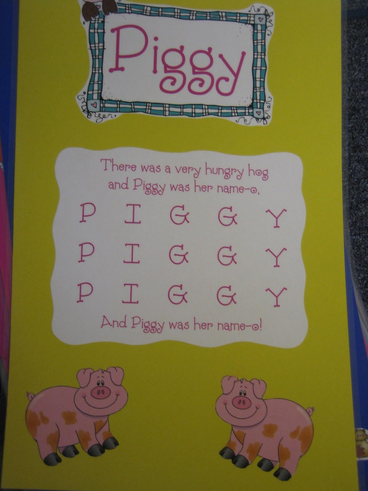 Kindergarten Hoppenings February