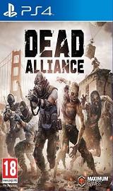 199ff8e7dfbd327ff12c985ebcb26aca03a9ba55 - Dead Alliance PS4 PKG
