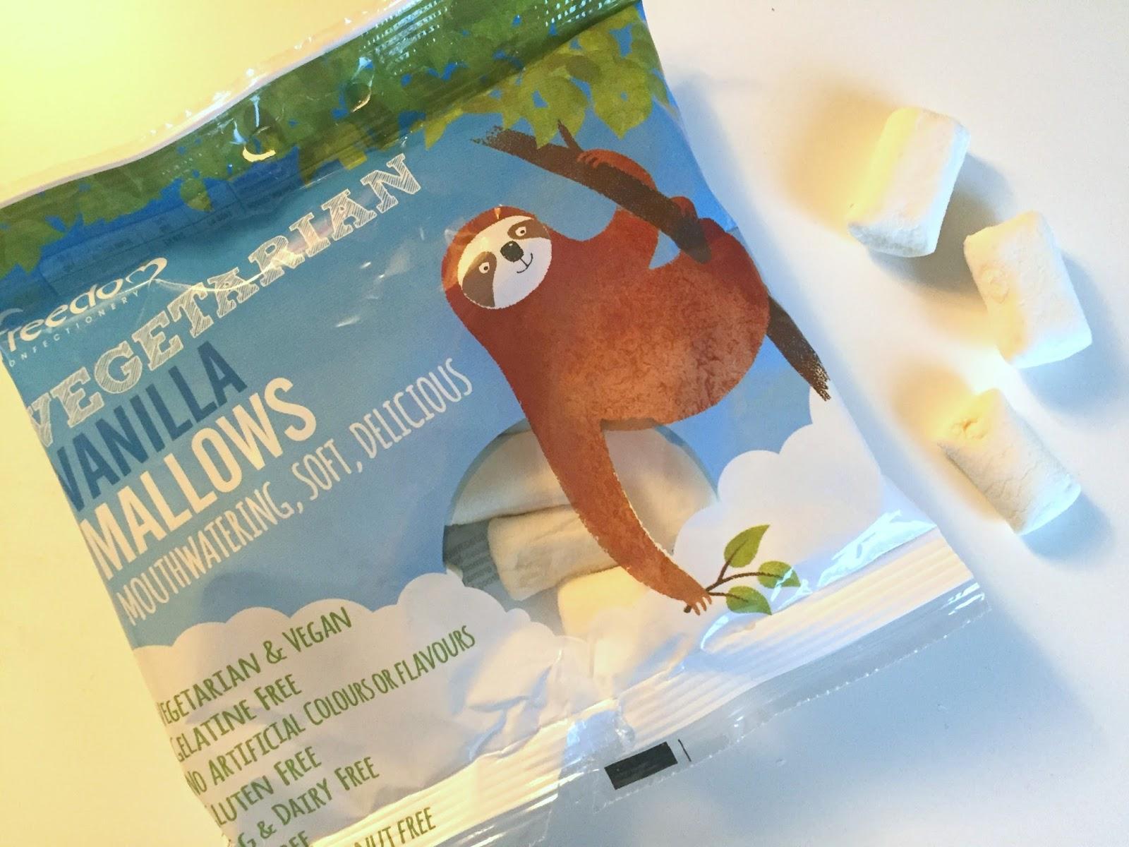 Freedom Vegetarian Vanilla Marshmallows