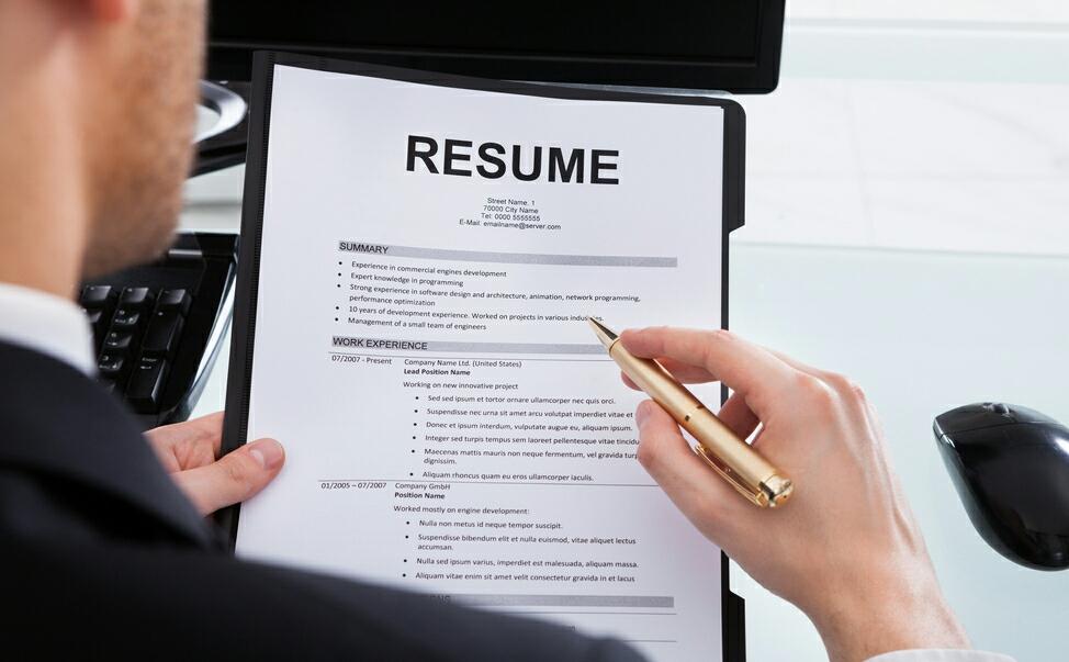 Rahsia Menulis Resume Untuk Kerja Kerajaan Portal Spa8i