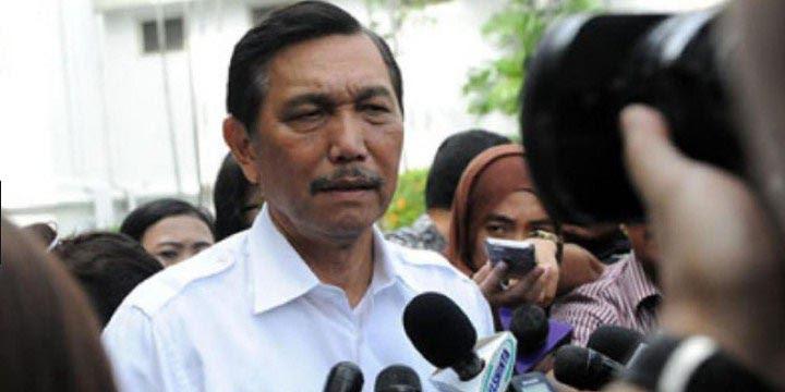 Luhut: Jokowi Bilang Gebuk PKI, Ya Digebuk Benaran