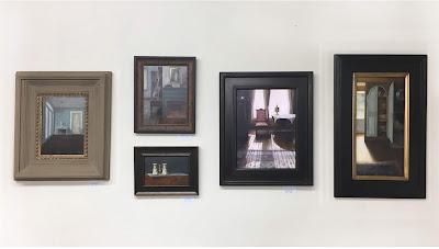 original oils exhibit, Croton Falls, NY, still life, interior paintings, fine art
