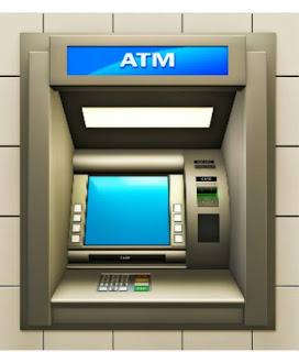 The ATM machine