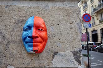 Sunday Street Art : Gregos - rue Debelleyme - Paris 3