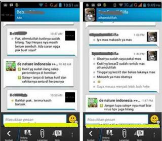 TESTIMONI DENATURE INDONESIA