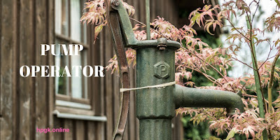 hpsssb pump operator post code - 537