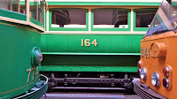 Melbourne Tram Museum Hawthorn