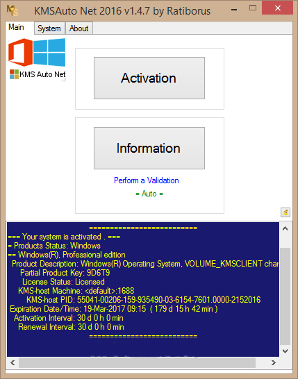 kms activator free download