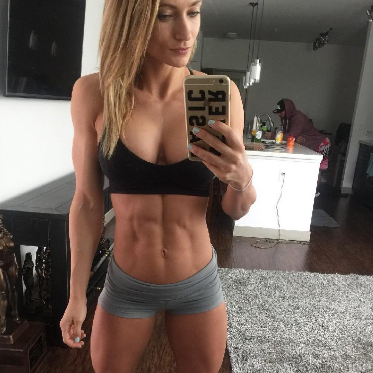 Alyssa Germeroth Bikini Fitness Pro