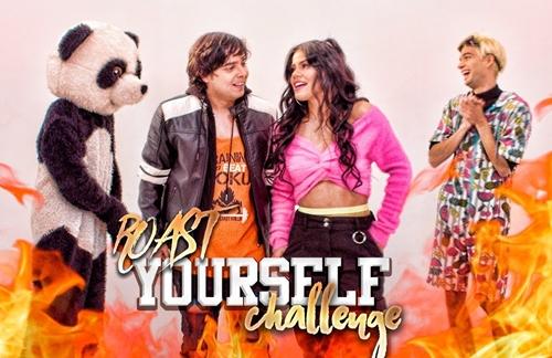 Yolo Aventuras - Roast Yourself Challenge