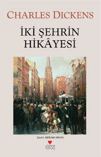 İki Şehrin Hikâyesi-Charles Dickens