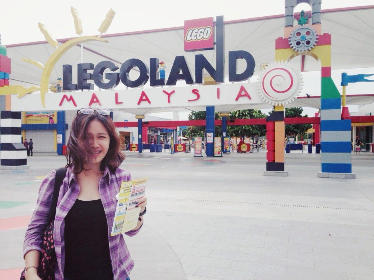 TRIP TO LEGOLAND JOHOR BAHRU MALAYSIA