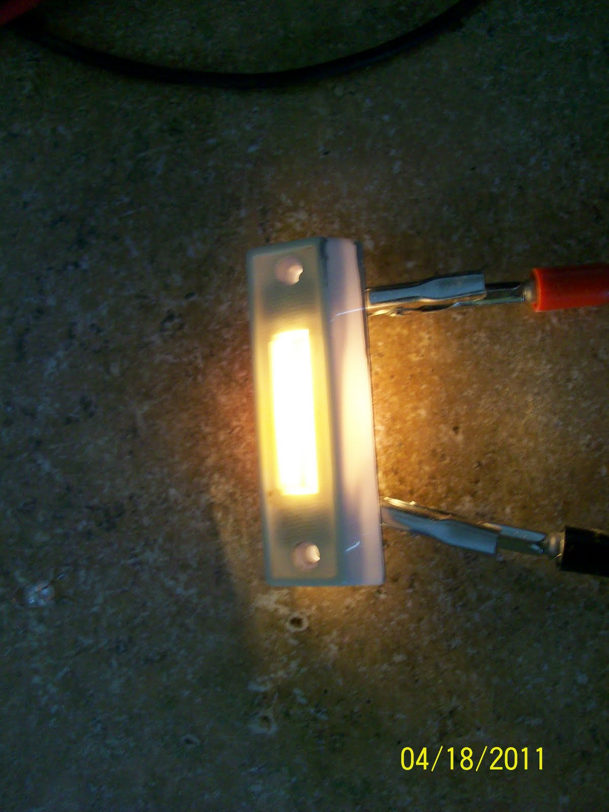 Johns Energy Saving Blog Pimp My Doorbell Button