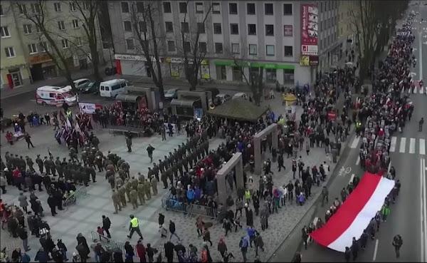 marsz patriotyczny plac ak mielec niepodleglosci