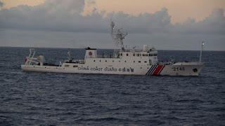 Accidente de petrolero en el mar de China Oriental