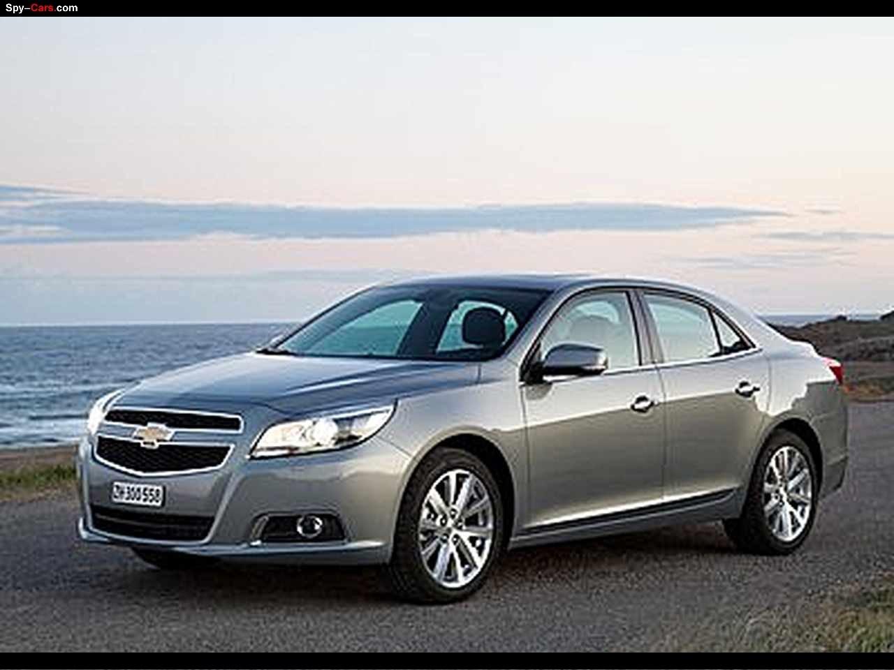 Chevrolet Autos Spain