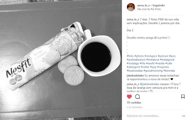 desafio fotos preto branco nesfit café