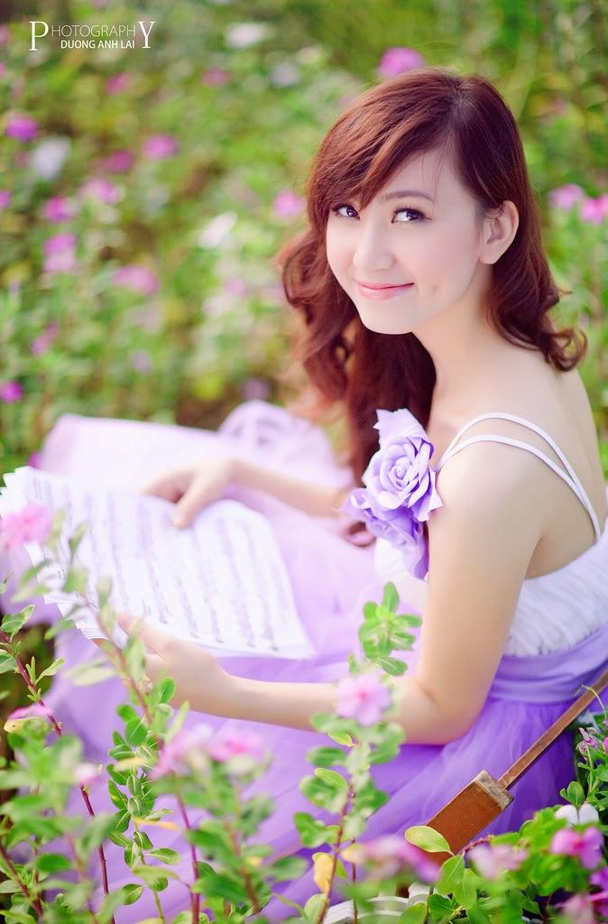 Những ảnh đẹp girl xinh Việt Nam trong sáng - Ảnh 16