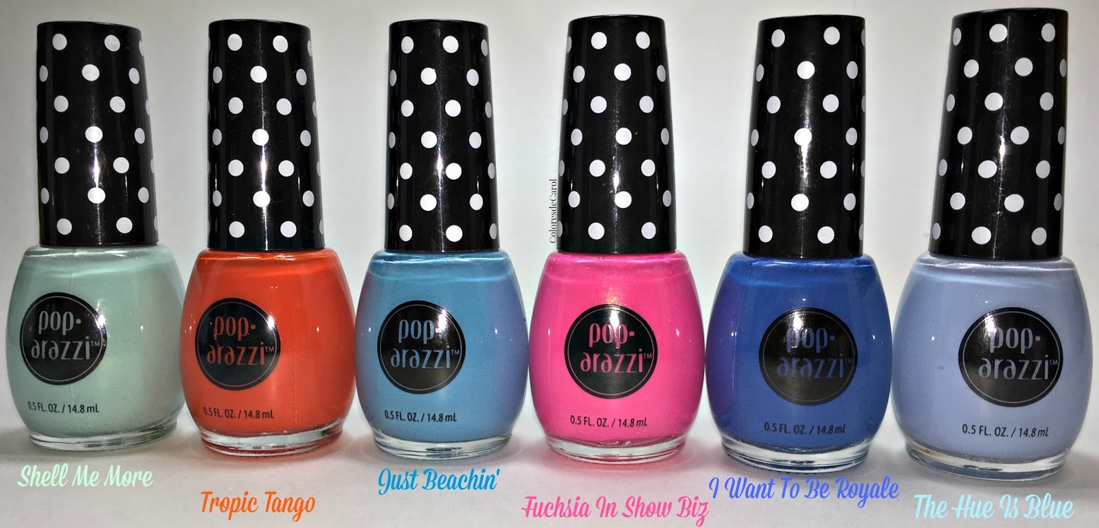 Pop Arazzi Nail Polish Colores De Carol Bloglovin