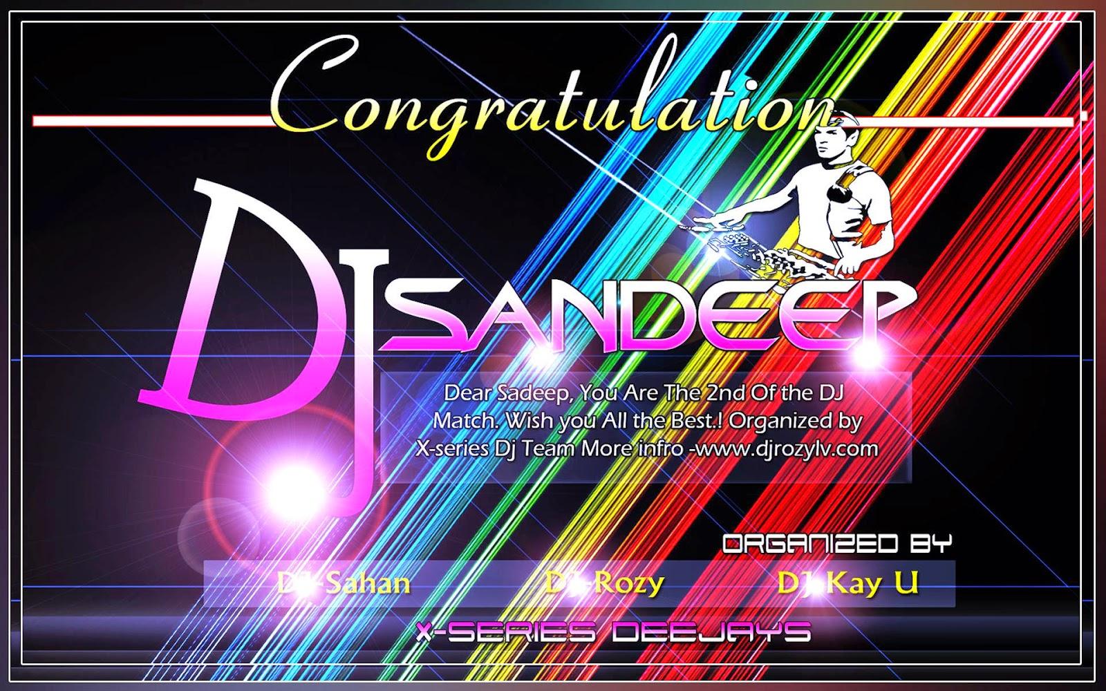 Chammak Chalo Electro Dance Mix Dj SanDeeP | ♫ ♫ DJ