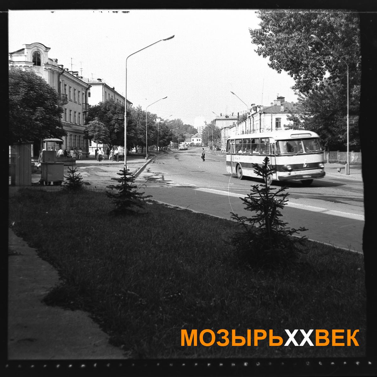 Фото старого города мозыря 2