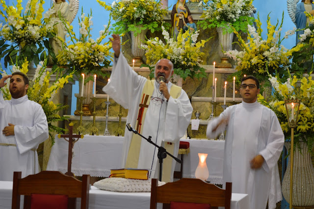 COBERTURA: Fieis encerram 101ª Festa de Santos Reis em São Joaquim do Monte.
