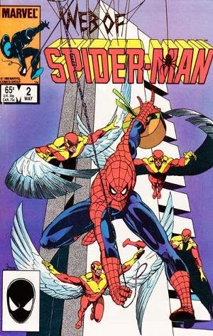 Web of Spider-Man #2 image