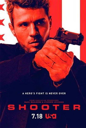 Shooter Temporada 2 Completa HD 720p Latino Dual