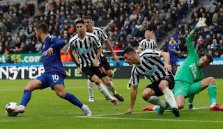 Newcastle United vs Chelsea 1-2 Video Gol Highlights
