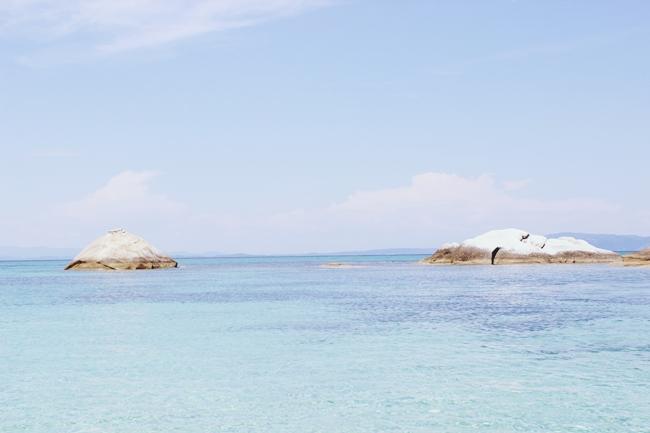 Sarti plaze na Sitoniji