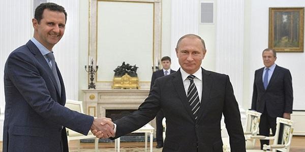 Μυστικές επαφές Άσαντ - Πούτιν και… Τζων Κέρυ για τη Συρία