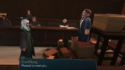 Harry Potter, Hogwarts Mystery, Professor Flitwick
