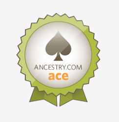 I am an official Ancestry.com ACE!