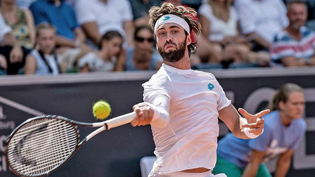 El tenista georgiano Basilashvili fue detenido por violencia doméstica