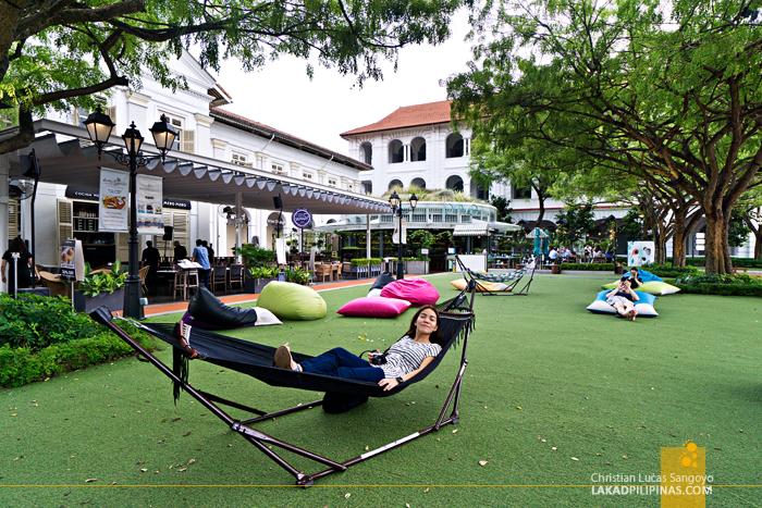 Singapore Layover CHIJMES