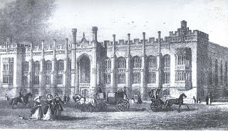 Liverpool College in 19th Century