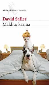 portada reseña libro maldito karma david safier seix barral