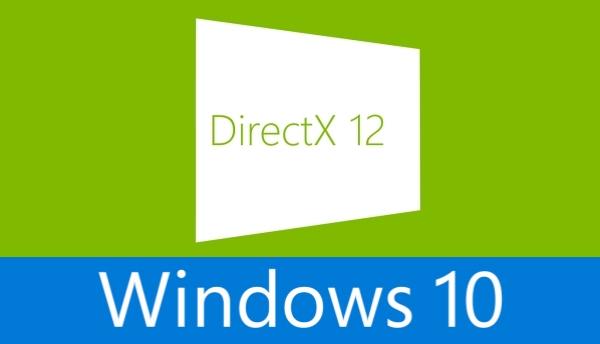 atualização direct x 12 windows 10
