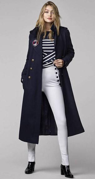 ropa Tommy Hilfiger mujer otoño invierno 2016