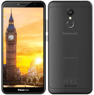 Panasonic Eluga Ray 550 Black,Panasonic Eluga Ray 550