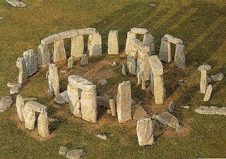 Загадочный стоунхендж каменное мегалитическое сооружение