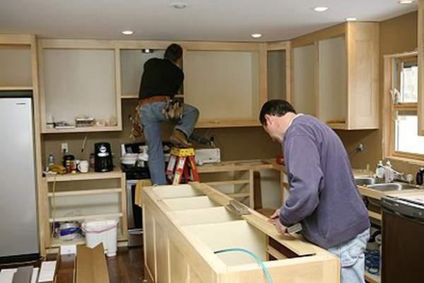 Cara merenovasi dapur sesuai anggaran - budget