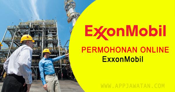Jawatan Kosong di ExxonMobil