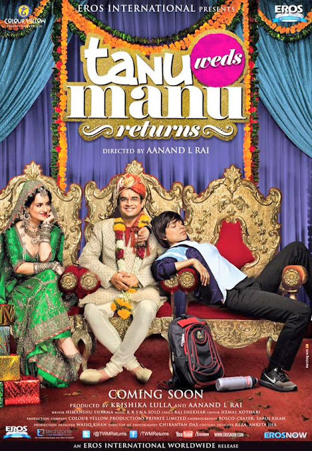 Tanu Weds Manu Returns (2015) ταινιες online seires oipeirates greek subs
