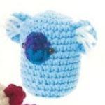 patron gratis koala amigurumi | free amigurumi pattern koala