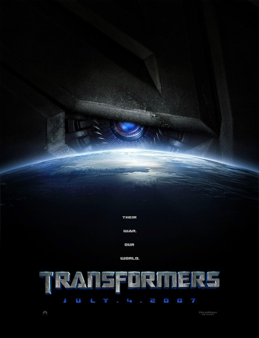 a2zPosters Transformers 2007 Poster