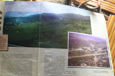 "Sejarah Nama ""Pegunungan Bintang"""