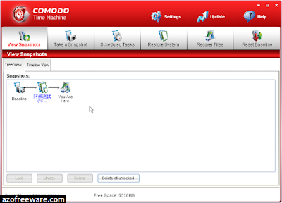 [科摩多時光機] Comodo Time Machine
