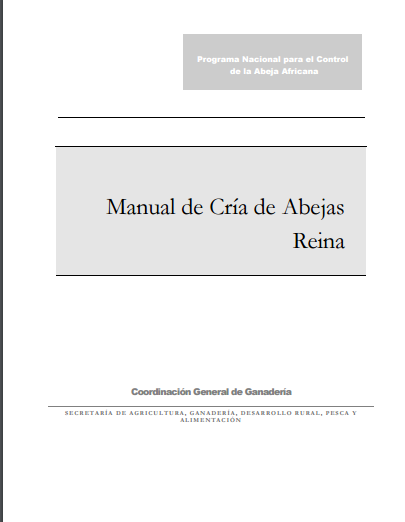 Manual de cria de abejas libros de veterinaria gratis for Manual cria de cachamas